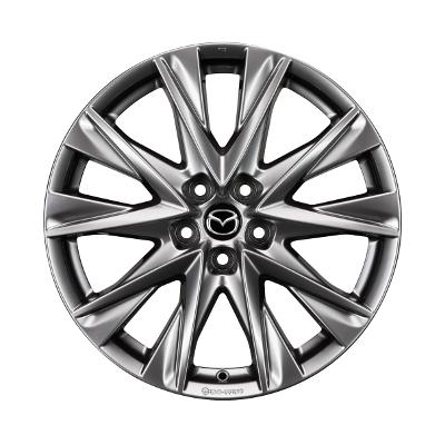 Set roti iarna R19 Chrome Shadow Michelin - Mazda CX-5 KF [0]