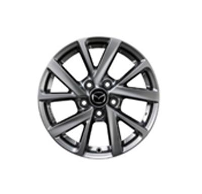 Set roti iarna Silver Goodyear - Mazda 3 BP 0