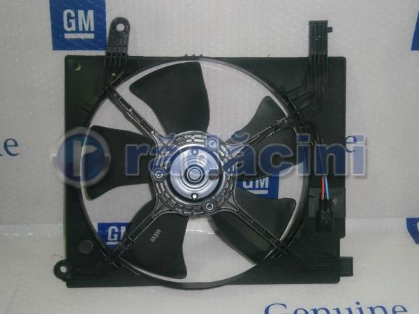 Ventilator auxiliar  cod 96184988 1