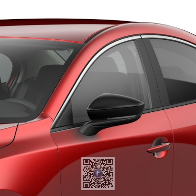 Set capace oglinzi retrovizoare - Mazda 3 BP1