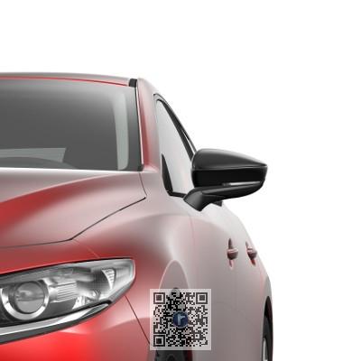 Set capace oglinzi retrovizoare - Mazda 3 BP2