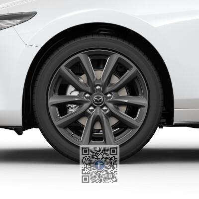 Janta de aliaj R18, design 168A GRI, Mazda 3 BP 2018-prezent [0]
