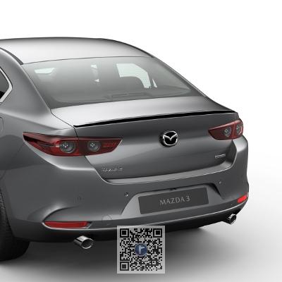 Eleron portbagaj pentru Mazda 3 BP model Sedan [1]