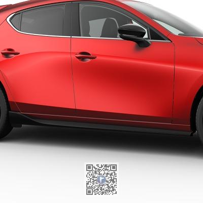 Praguri pentru Mazda 3 BP Hatchback1