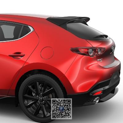 Eleron luneta Mazda 3BP Hatchback0