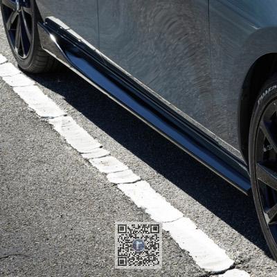 Praguri pentru Mazda 3 BP Hatchback2