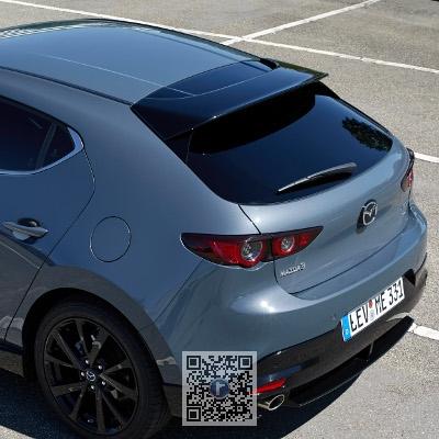 Eleron luneta Mazda 3BP Hatchback2