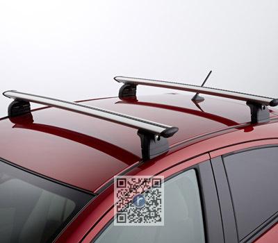 Bare transversale Mazda 2 DJ/DL 2014-prezent0