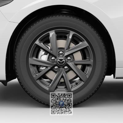 Janta de aliaj R16, design 71A Palladium, Mazda 3 BP 2018-prezent [0]