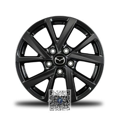 Janta de aliaj R16, design 71A Palladium, Mazda 3 BP 2018-prezent [1]