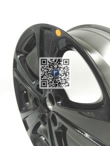 Janta aliaj R19 Black Design 2 cod 42397091 PROMOTIE 2+2 GRATUIT !!!!1