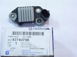 Releu alternator (dac) cod 937407960