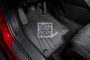 Set covorase cauciuc Mazda 6 GL WAGON 2016-prezent GBWJV03510
