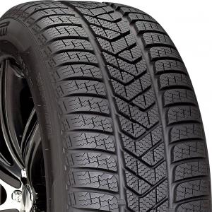 Set roti iarna Matt Black Pirelli - Mazda CX-5 KF1
