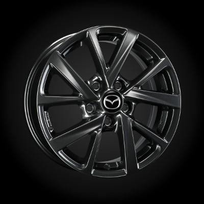 Set roti iarna R16 Palladium Goodyear - Mazda 3 BP0