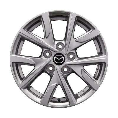 Set roti iarna R16 Silver Bridgestone - Mazda CX-3 DK [0]