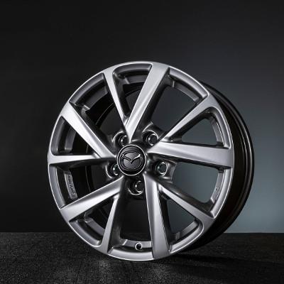 Set roti iarna R16 Silver Nokian - Mazda 3 BP0