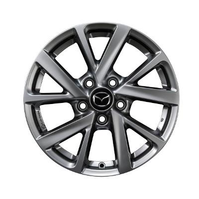 Set roti iarna R16 Silver Nokian - Mazda 3 BP1