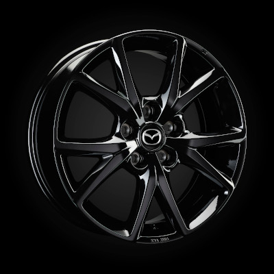 Set roti iarna R17 Glossy Black Michelin - Mazda CX-30 2WD&4WD [1]