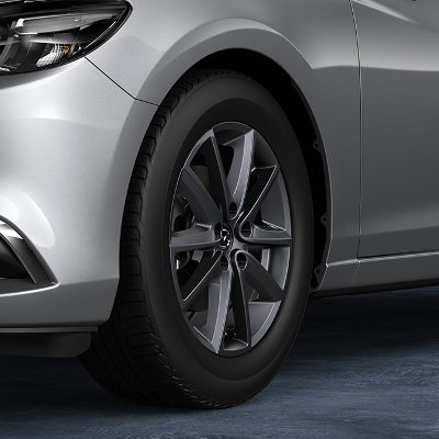 Set roti iarna R17 Titanium Semperit - Mazda 6 GL0