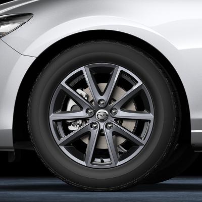 Set roti iarna R17 Titanium Semperit - Mazda 6 GL2