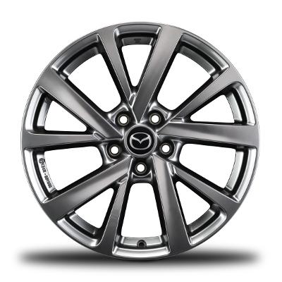 Set roti iarna R18 Chrome Shadow Nokian - Mazda CX-30 2WD&4WD1