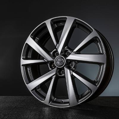 Set roti iarna R18 Chrome Shadow Nokian - Mazda CX-30 2WD&4WD0