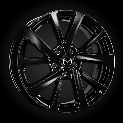 Set roti iarna R18 Glossy Black Nokian - Mazda CX-30 2WD&4WD1