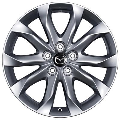 Set roti iarna R18 Silver Pirelli - Mazda CX-30