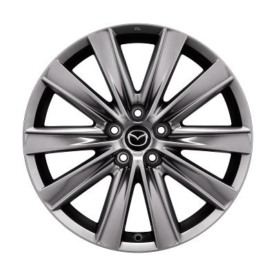Set roti iarna R19 Bright Silver Michelin - Mazda 6 GL [0]