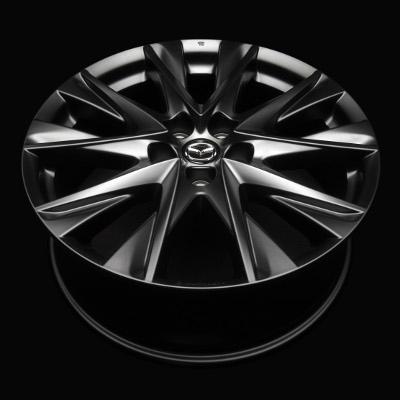 Set roti iarna R19 Matte Black Michelin - Mazda CX-5 KF [1]