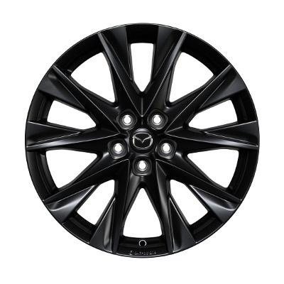 Set roti iarna R19 Matte Black Michelin - Mazda CX-5 KF [0]