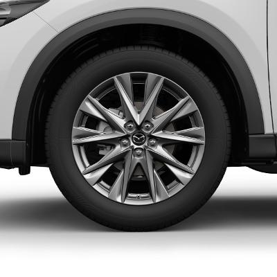 Set roti iarna R19 Chrome Shadow Michelin - Mazda CX-5 KF [1]