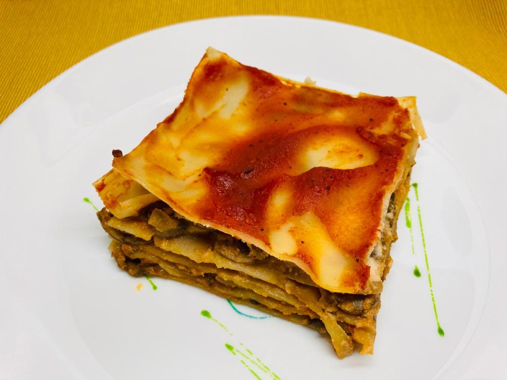 Lasagna vegana delicioasa