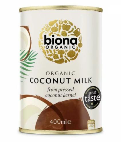 Lapte de cocos ECO 400 ml [0]