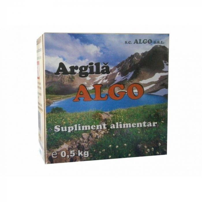 Argila Algo medie 500g 0