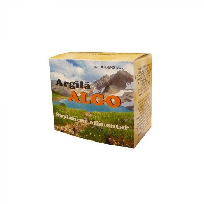 Argila Algo mica 200g 0