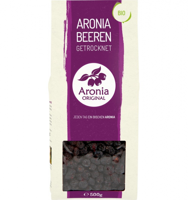 Aronia deshidratata ECO 500g [0]