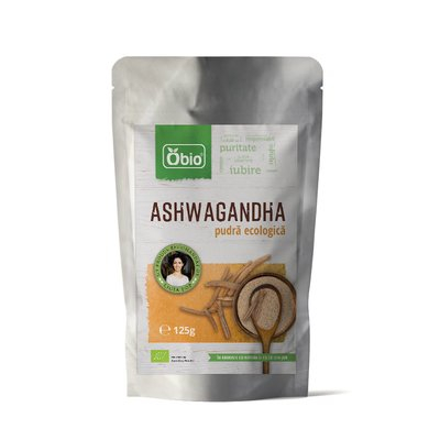 Ashwagandha pudra ECO 125g [0]