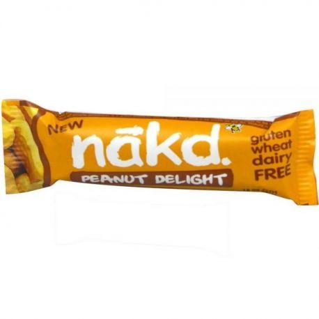 Baton nakd cu arahide [0]