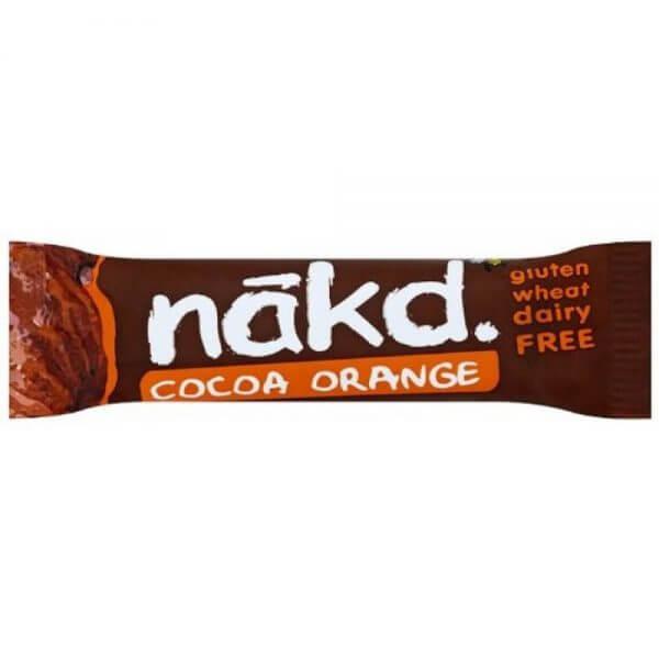 Baton nakd cu cacao si portocale [0]