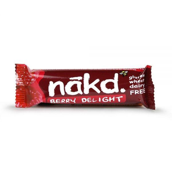 Baton nakd cu zmeura [0]