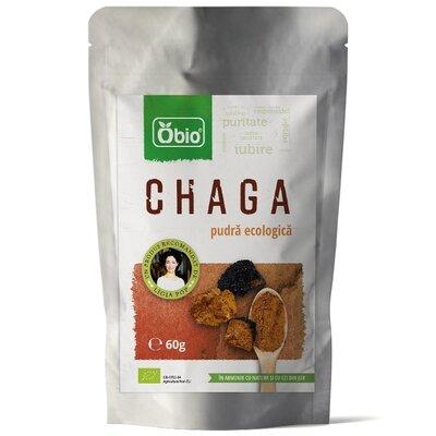 Chaga pudra ECO 60g 0