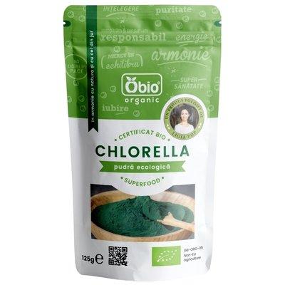 Chlorella pudra ECO 125g [0]