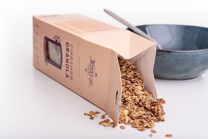 Cinnamon Granola 320 g [1]