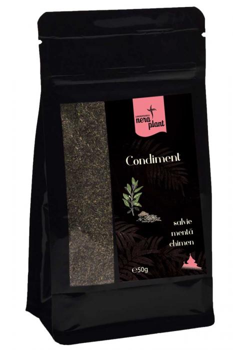 Condimente cu salvie, menta, chimen ECO 50 g [0]