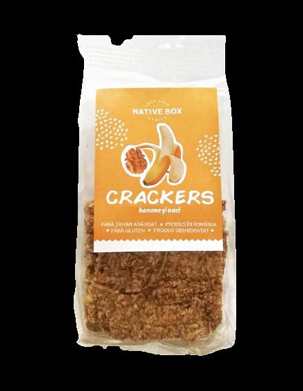 Crackers cu banane si nuci 70 g [0]