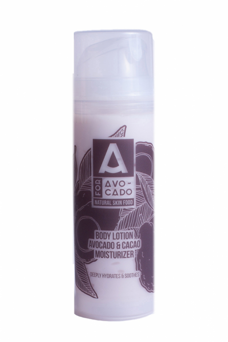 Crema de corp cu avocado si cacao 150ml [0]