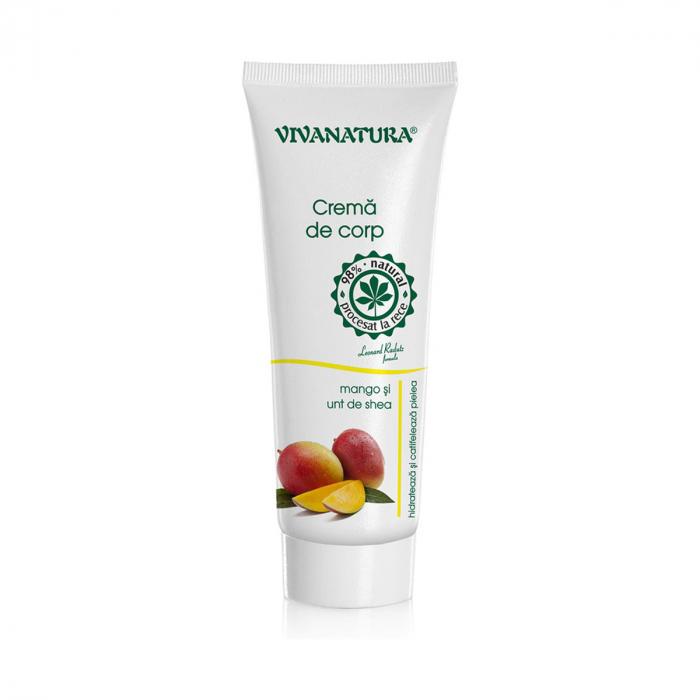 Crema de corp cu Mango si unt de Shea 250 ml [0]