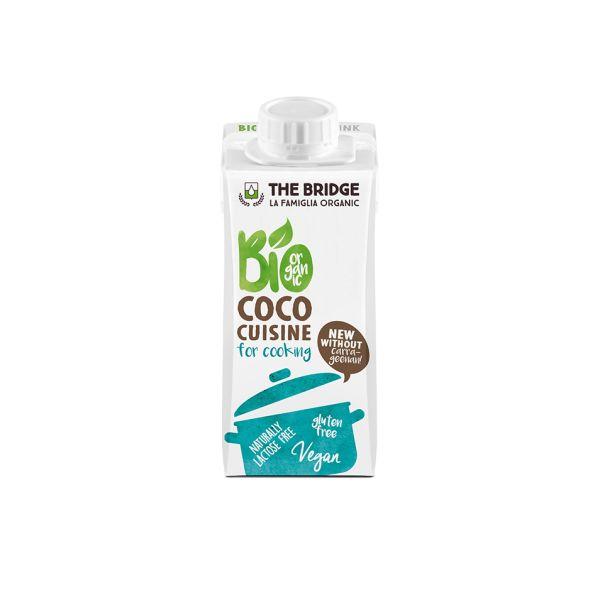 Crema vegetala din cocos (smantana) ECO 200 ml [0]